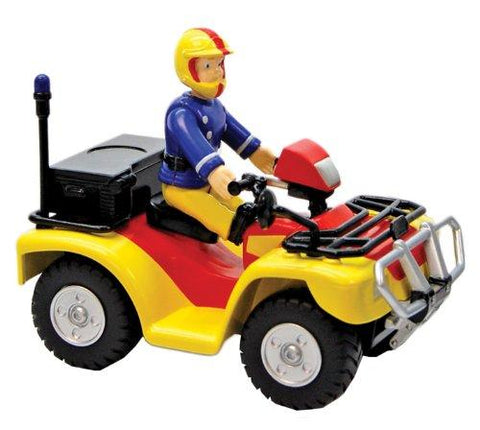 Fireman Sam Vehicle Quad Bike