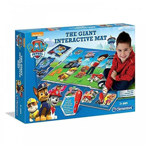 Paw Patrol The Giant Interactive Mat Playset