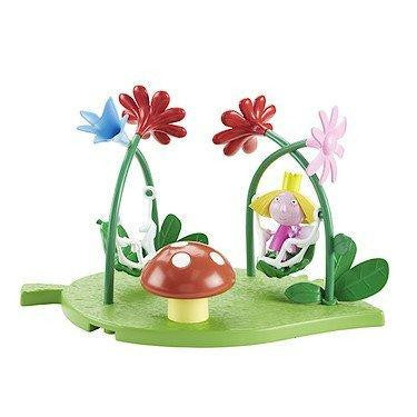 Ben & Holly's Little Kingdom Magical Playground Swing Playset