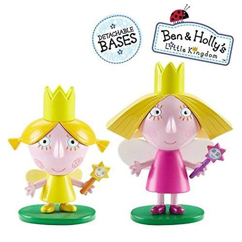 Ben and Holly's Twin Action Figure Pack Holly and Daisy