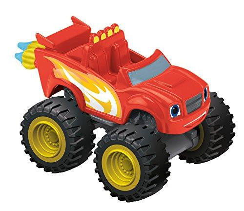 Blaze & The Monster Machines Blazing Speed Blaze Die Cast Vehicle