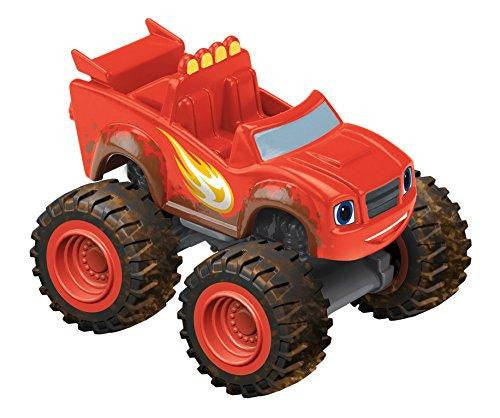 Blaze & The Monster Machines Mud Racin Blaze Die Cast Vehicle