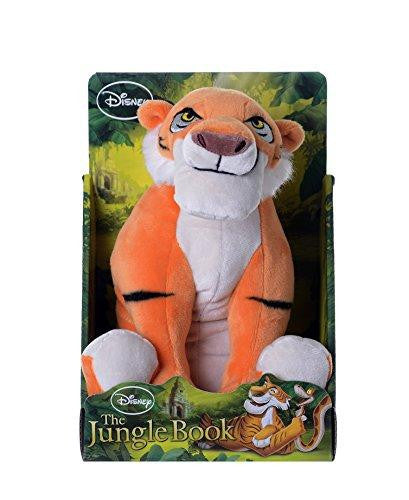 Disney The Jungle Book 10 Inch Shere Khan Soft Plush Toy