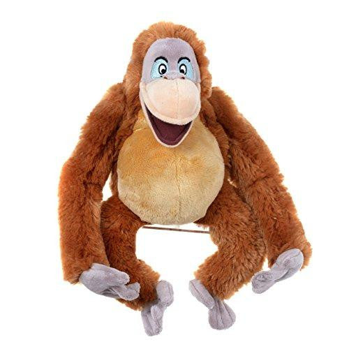 Disney The Jungle Book 10 Inch King Louie Soft Plush Toy
