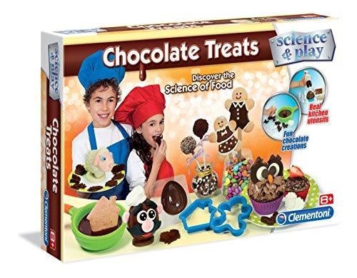 Clementoni Science & Play Chocolate Treats Kit