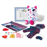 Build A Bear Workshop Furry Fashions Sleepy Kitty