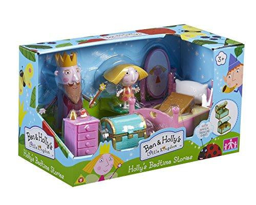 Ben & Holly Little Kingdom Holly's Bedtime Stories Playset