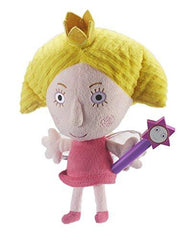 Ben & Holly Little Kingdom Silly Spells Holly Soft Plush Toy