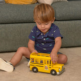 Cocomelon Musical Yellow School Bus and Figure