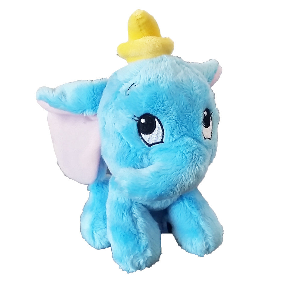 Disney Animal Tales Cute 8 Inch Dumbo Soft Plush Toy