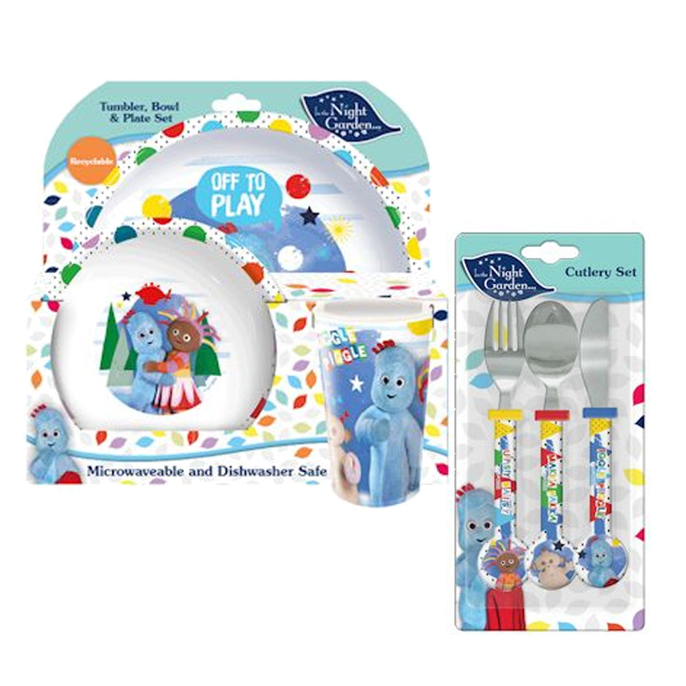 In The Night Garden 6 Piece Tableware Set