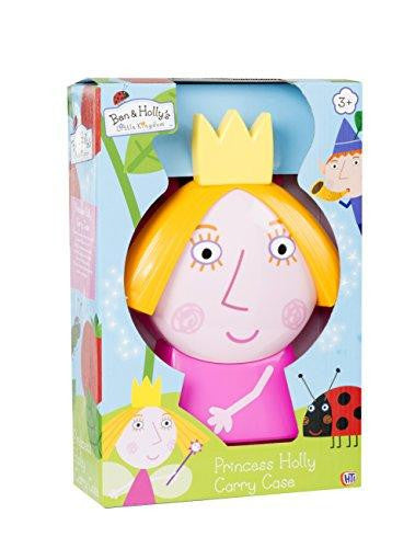 Ben & Holly's Little Kingdom Princess Holly Carry Case With Wand