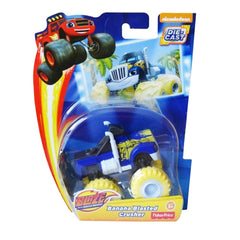 Blaze & The Monster Machines Banana Blasted Crusher Die Cast Vehicle