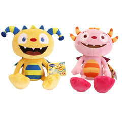Disney Henry Hugglemonster 23cm Henry & Summer Soft Plush Toy