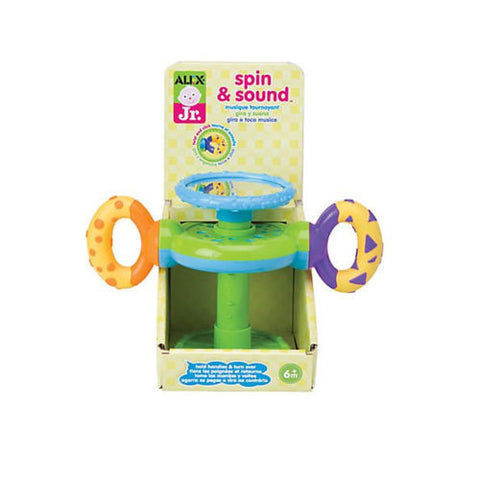 Alex Toys Spin & Sound Mirror
