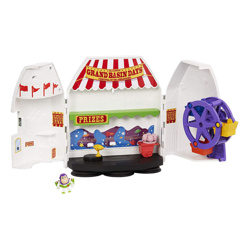 Toy Story 4 Carnival Playset Carry Case With Handle