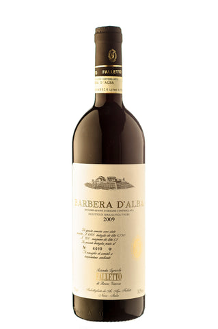 Barbera d'Alba Superiore Falletto 2017