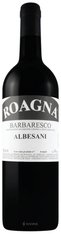 Barbaresco Albesani 2015
