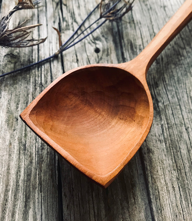Large Cherry Stirring Paddle OP207