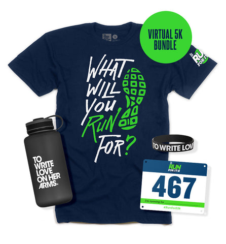 2017 Run For It 5k - Virtual Runners