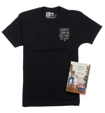Bloom Shirt + Another Black Girl Miracle Bundle