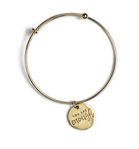 You Are Enough Bracelet