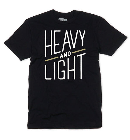 HEAVY AND LIGHT 2017 Shirt