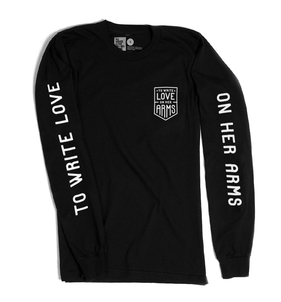 Herald Long Sleeve Shirt – To Write Love on Her Arms.