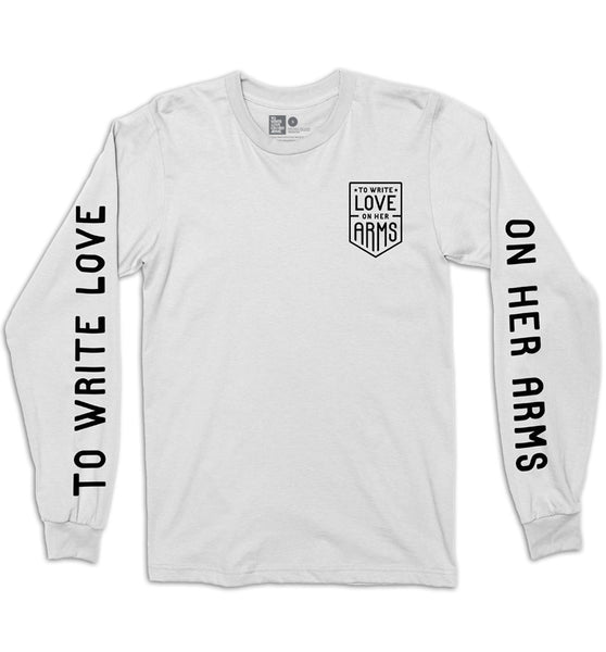 ca7276a57728 Herald Long Sleeve Shirt – To Write Love on Her Arms.