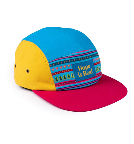 Hope Is Real 5-Panel Cap