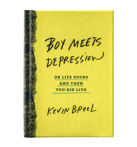 Boy Meets Depression Book