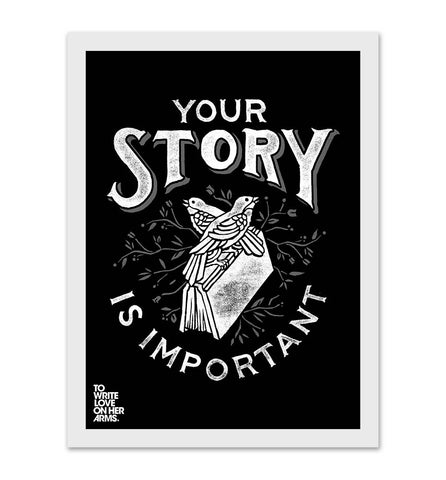 Your Story Print