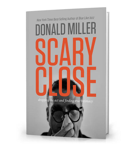 Scary Close Book