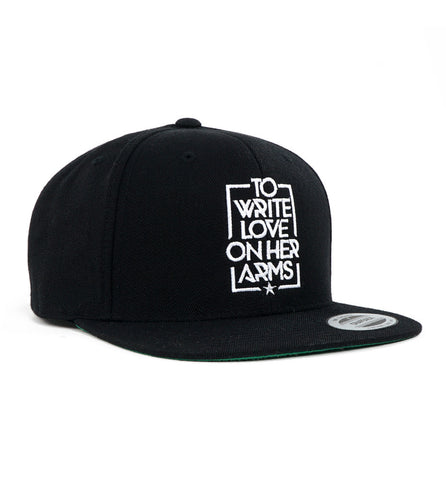 Direction Snapback Hat