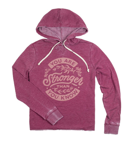 Stronger Pullover Hoodie
