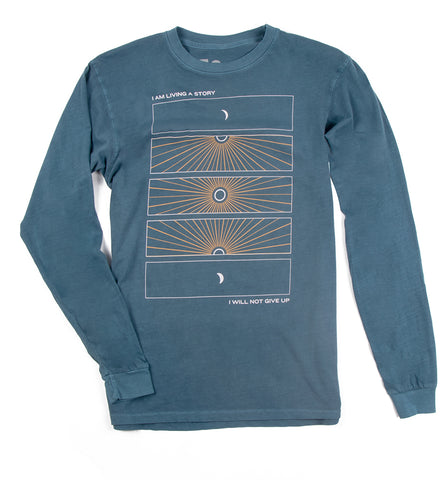 Sunrise Long Sleeve Shirt
