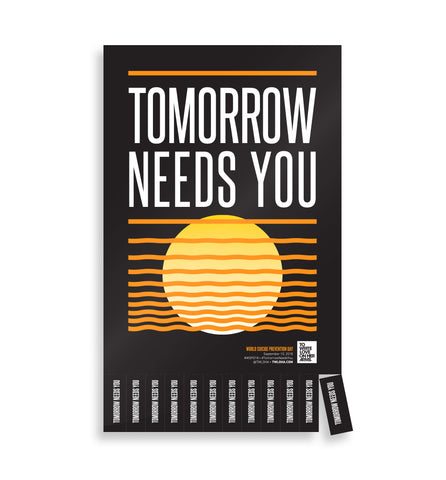Tomorrow Needs You Poster (5 Pack)