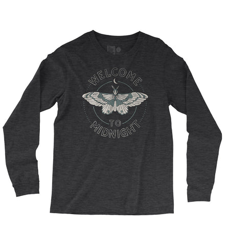 Welcome to Midnight Long Sleeve Shirt