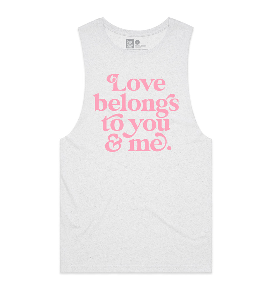 Belonging Sleeveless Shirt