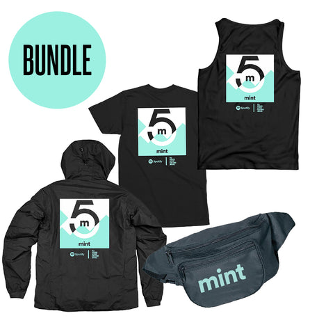 Spotify Exclusive mint Collection