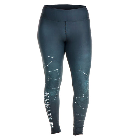 Girls Constellation Leggings