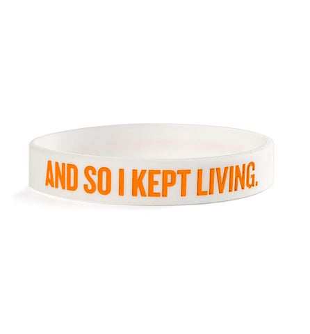 World Suicide Prevention Day 2016 Bracelets (Bulk)