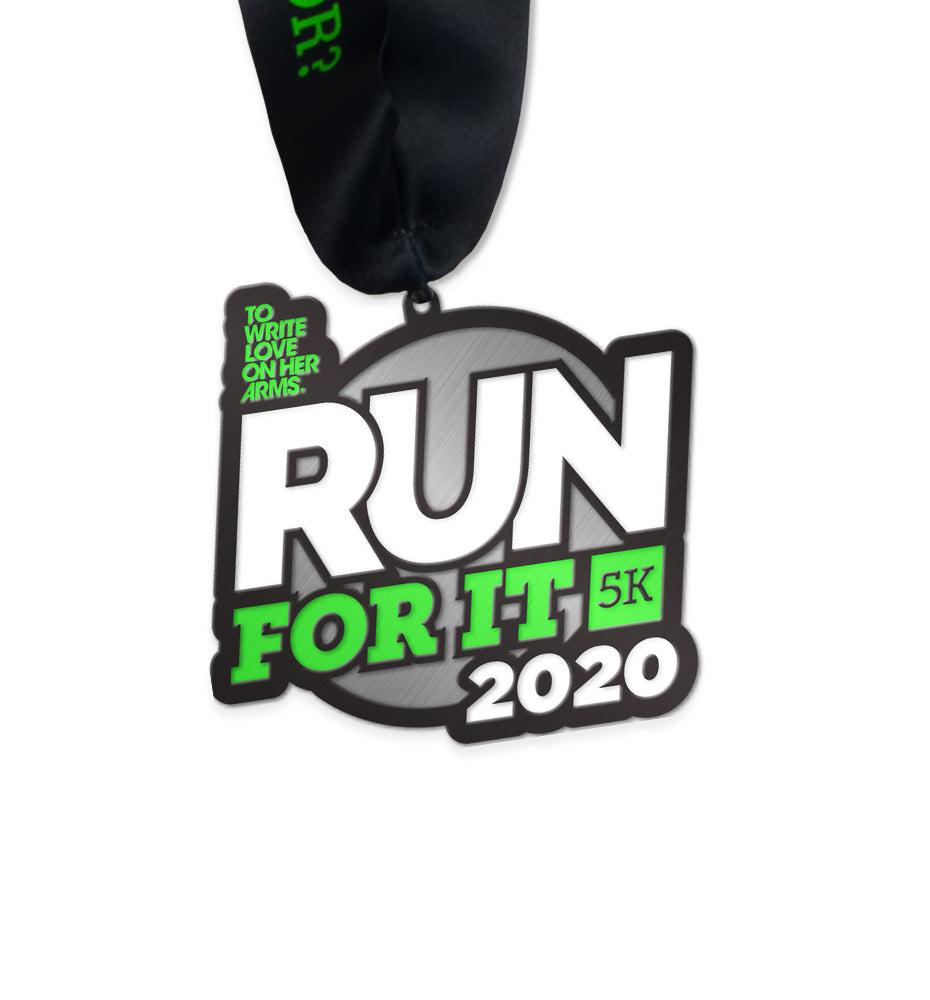 2020 Finisher Medal