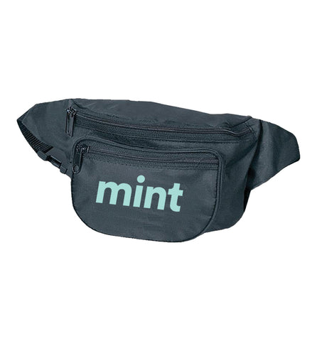 Spotify Exclusive mint Fanny Pack