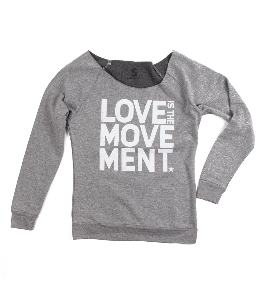 Movement Scoop Sweatshirt