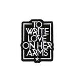 TWLOHA Patches Pack