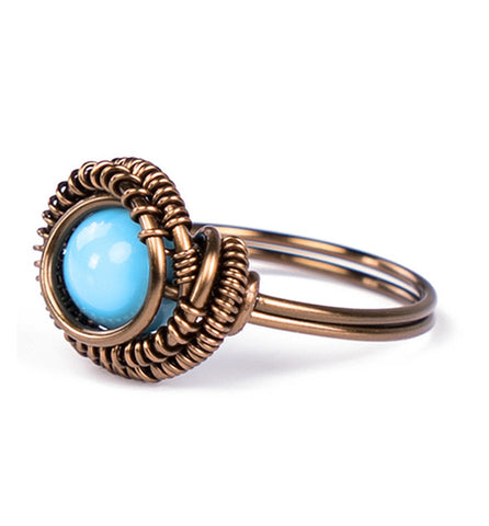 Renee Yohe Ring - Blue