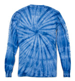 Signature Tie-Dye Long Sleeve Shirt