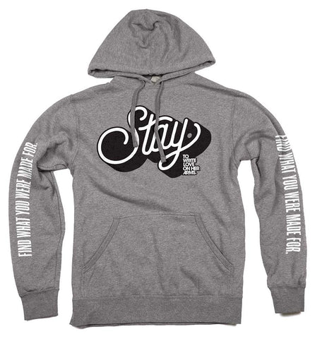 Stay Pullover Hoodie