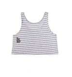 Hope Striped Crop Tank